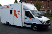 Make-Up Van, 3 Stations, Size XL