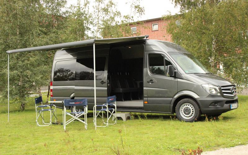 tourbusse vans neunsitzer bandbusse mobilespace. Black Bedroom Furniture Sets. Home Design Ideas